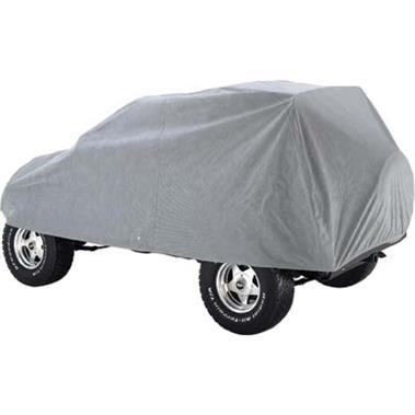 Rampage 1203 Grey 4 Layer Full Car Cover