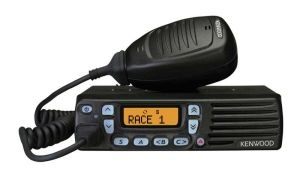 Kenwood TK-7360HK Chase Radio-W RACE MOD INTERCOM