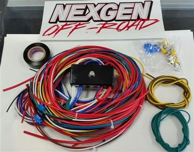 fiberglass dune buggy wiring harness painless buggy wiring loom harness ac971000 9466 volkswagen dune buggy wiring harness #4