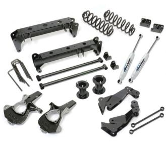 6 Inch Lift Kit For Chevy 1500 4wd >> 2007 to 2010 GM 1500 SUV 4WD 6 Inch Crossmember/Knuckle