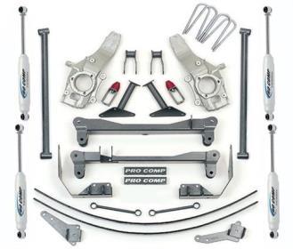 1997 ford f150 4x4 lift kit