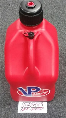Camping Water Container >> Red VP Round 5 Gallon Racing Fuel Jug/Gas Can/Water Container